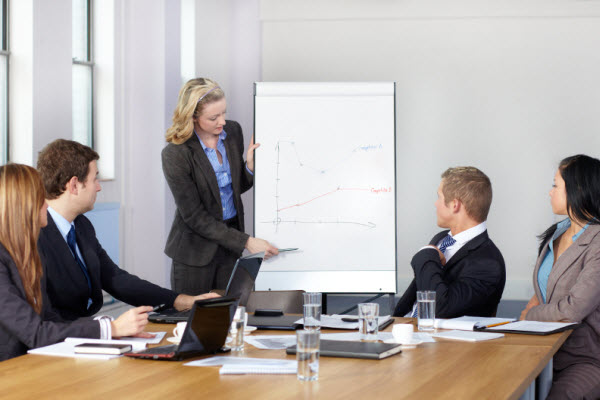 Who should facilitate the company's planning session?