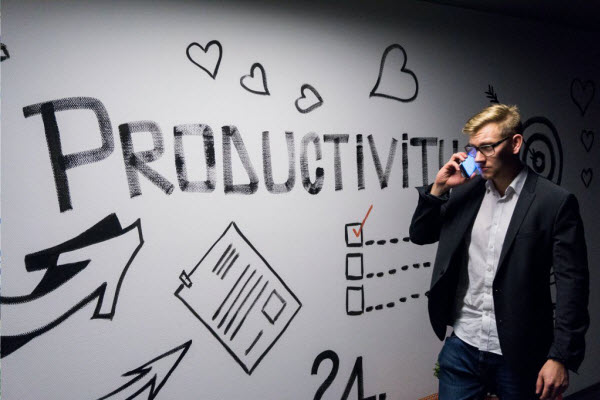 Increase Your Productivity with Actions